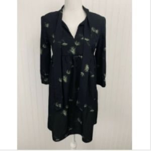 3 FOR $15 PINS & NEEDLES Black Dandelion Dress